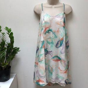 Women's Zara slip sundress